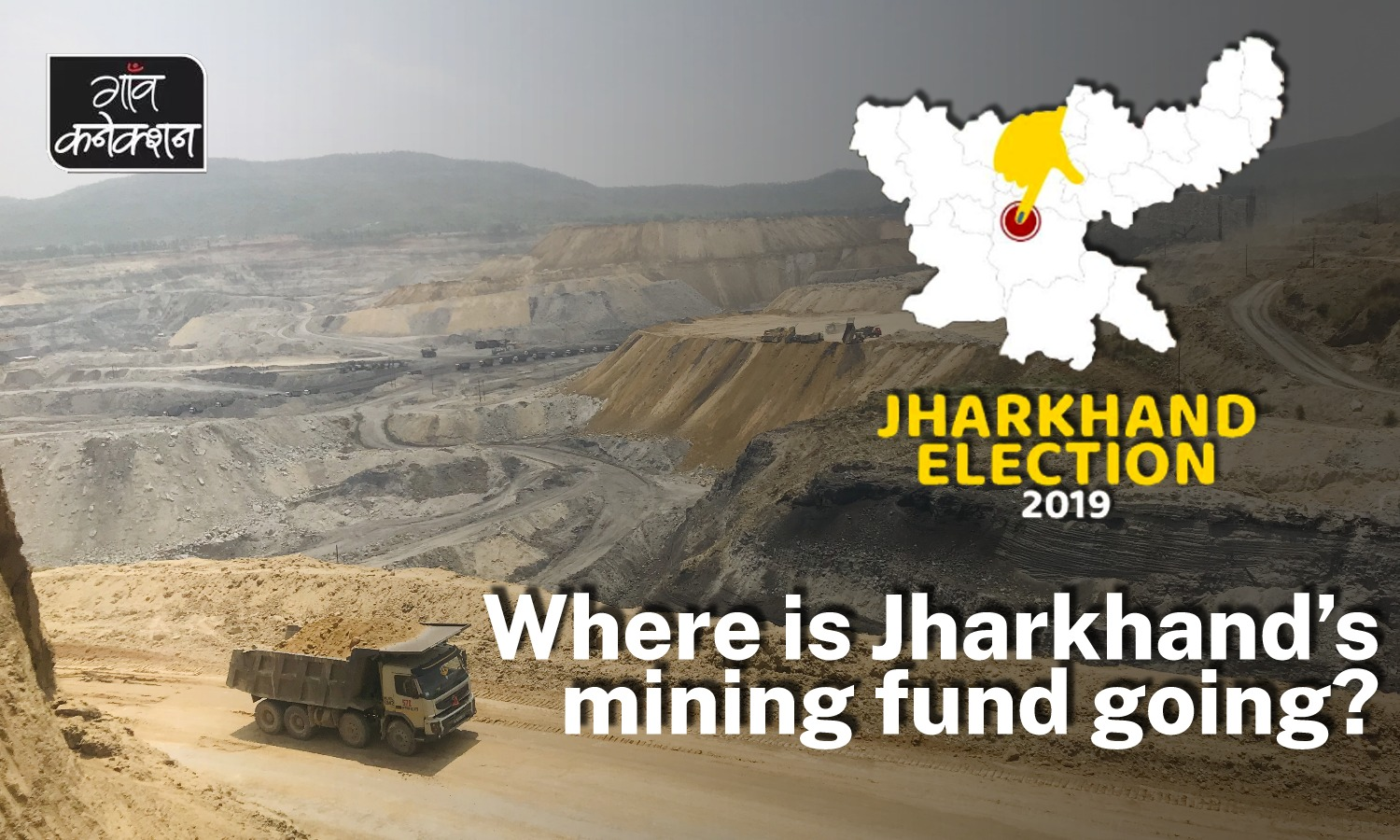 Jharkhand has Rs 4,718 crore fund for mining-affected communities. But, more than half the money is unspent.