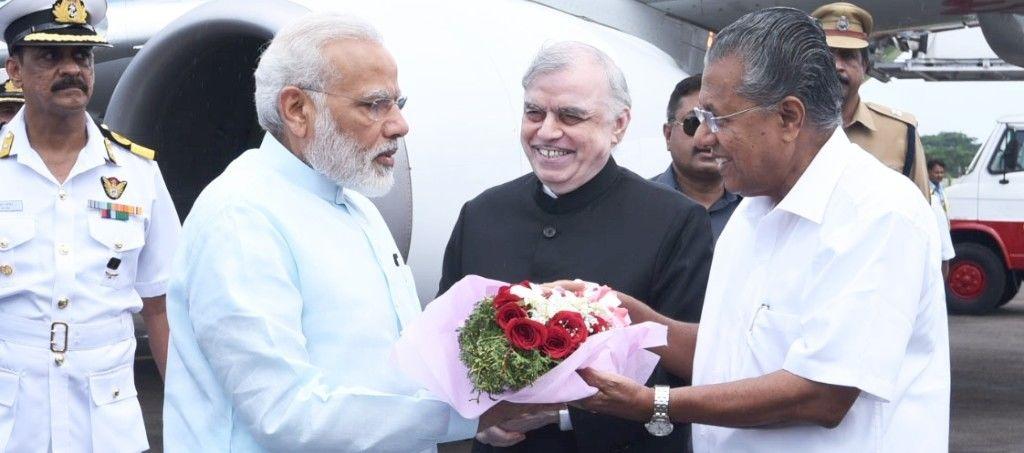 मोदी ने केरल में कोच्चि मेट्रो की सवारी की, आम जनता के लिए सोमवार से खुलेगी