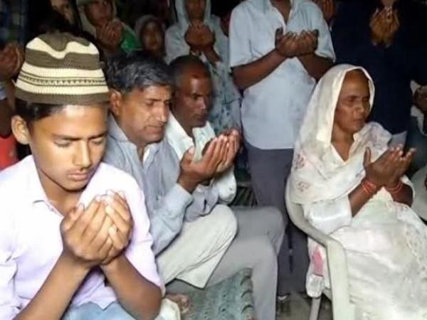 शाबाश ! शेर  मोहम्मद : मां ने कहा- गर्व है कि बेटे ने पांच नक्सलियों को मार गिराया
