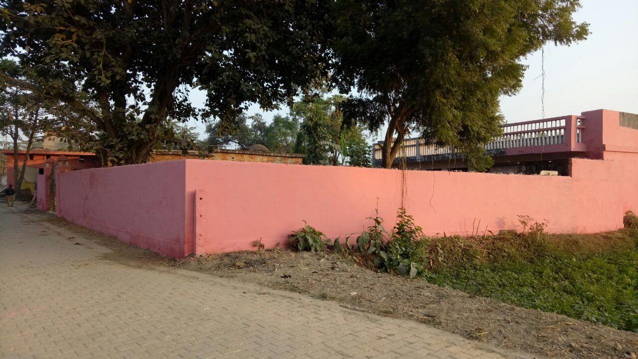 देश का पहला जियोग्राफिकल इनफार्मेशन वाला गुलाबी गांव, जिसमें है शहरों जैसी सुविधाएं